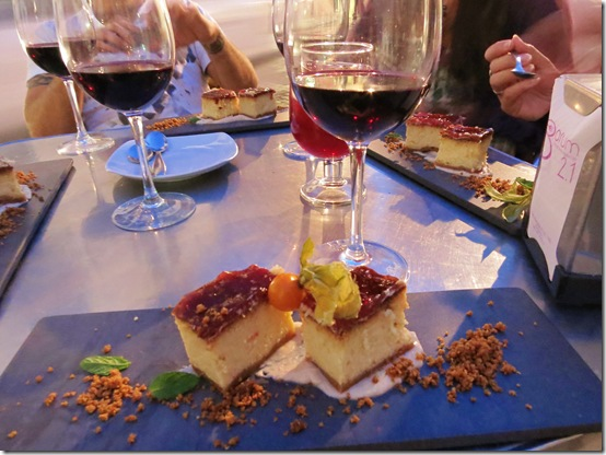 Best of Spain- food and drink ricotta Cheesecake Cordoba