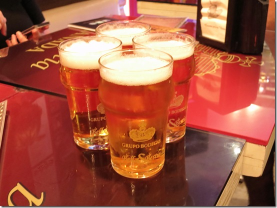 Best of Spain- Food and Drink cerveza