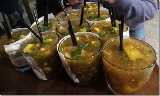 Best of Spain- food and drink mojitos Tarifa