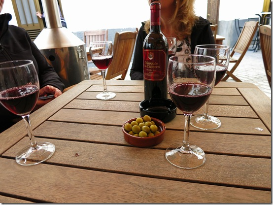 Best of Spain- food and drink vino tinto