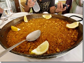 Best of Spain- food and drink Paella Valencia