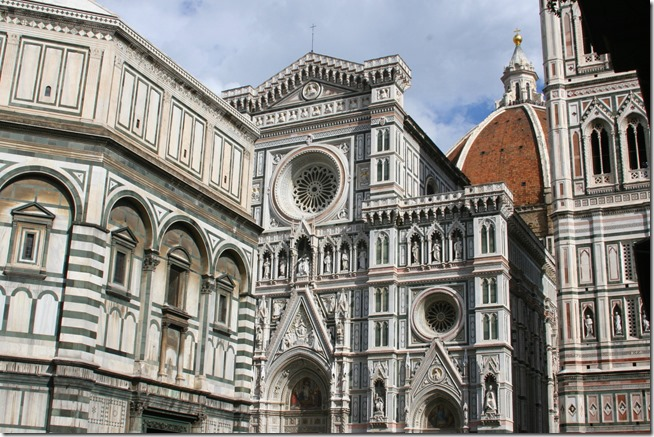 Florence and Greek Isles Duomo