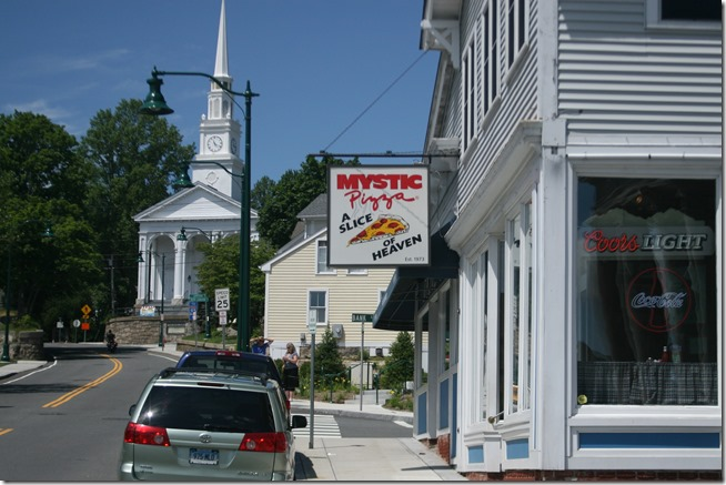 Mystic Connecticut Mystic Pizza