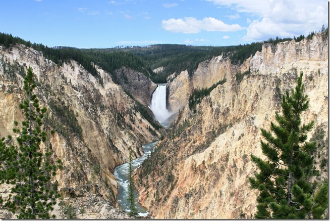 YellowstoneLowerFalls