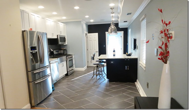 Rowhouse Kitchen Renovation