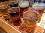 Beer Tastings At Thunder Island and Full Sail Brewing Company