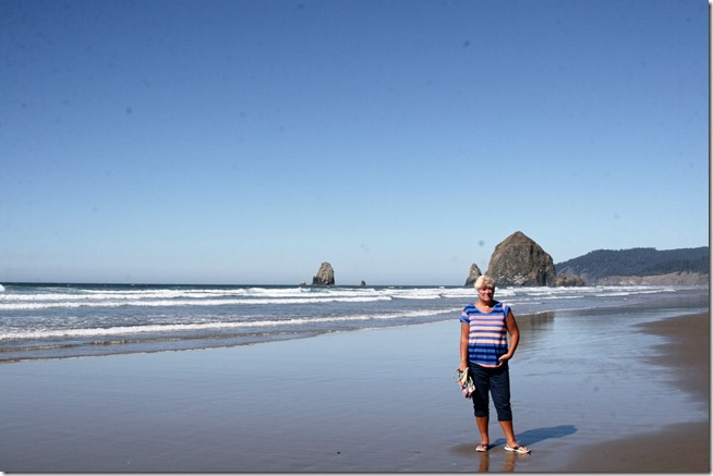 Cannon Beach Mom