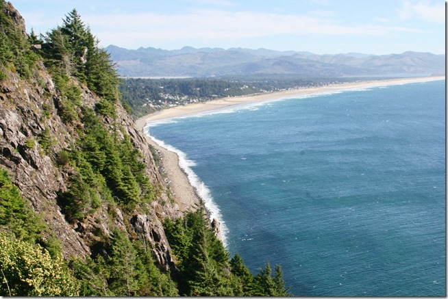 Oregon Coast between Cannon Beach and Manzanita