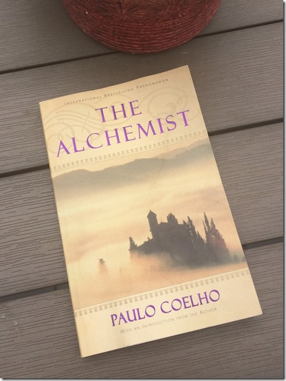 Favorite Travel Books the Alchemist