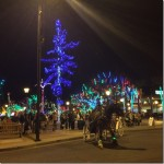 Glendale Glitters with the Family