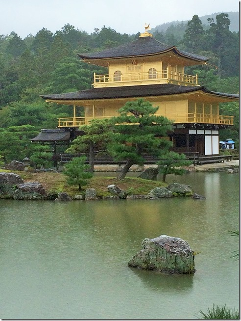 Don't Miss places in Japan- Golden Pavilion