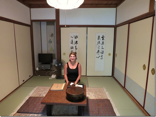 Don't Miss places in Japan- Koyasan Ekoin Temple Guest house