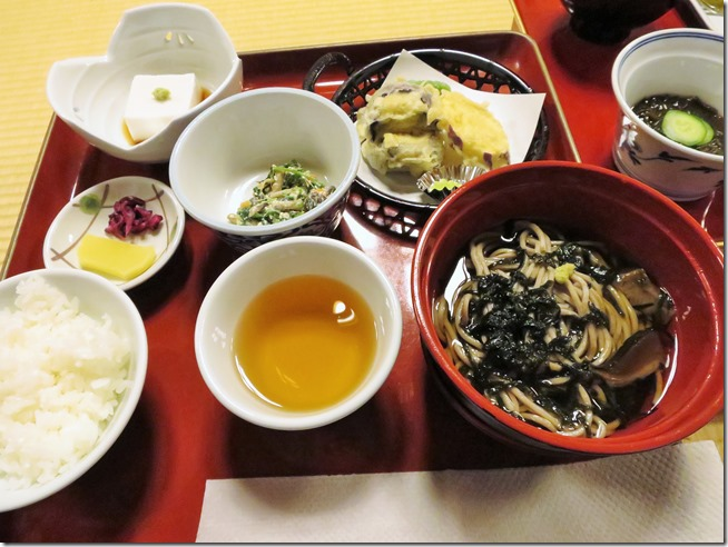 Don't Miss places in Japan- Ekoin temple vegetarian food