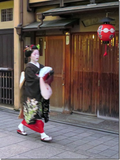 Don't Miss places in Japan- Kyoto's Gion district