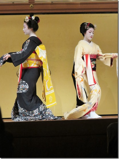 Don't Miss places in Japan- Geisha show
