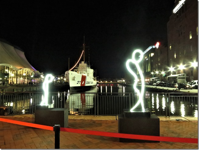 Light City Baltimore Inner Harbor